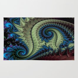 Fractal Abstract 87 Rug