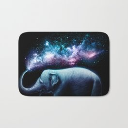 Elephant Splash Bath Mat