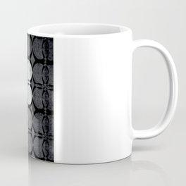 Pattern Eight Black and White Coffee Mug