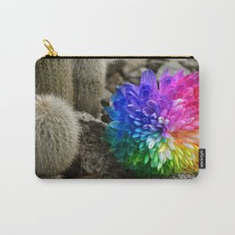 flower in the desert Carry-All Pouch