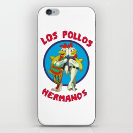 Los Pollos Hermanos iPhone Skin