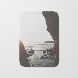 Shell Beach View Bath Mat