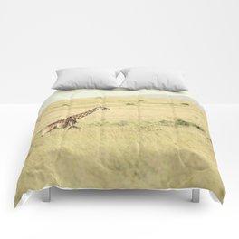 journey::kenya Comforters