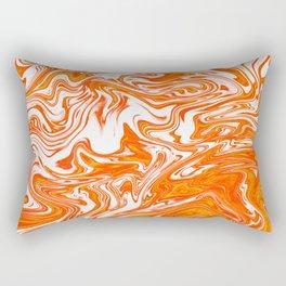 Marbled XVIII Rectangular Pillow