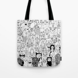 School daze Tote Bag