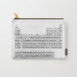 Dustin Periodic Carry-All Pouch