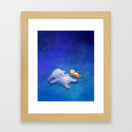 Imagine the Possibilities Framed Art Print