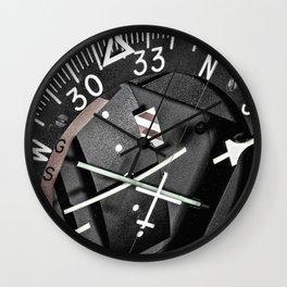 HSI Wall Clock