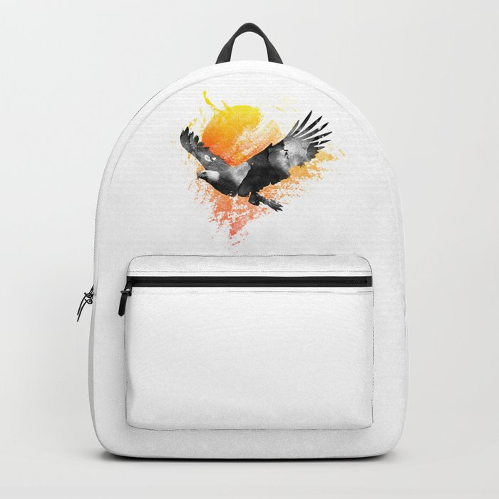 The Eagle that touched the Sun Backpack