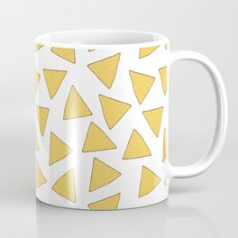 NACHOS NACHO CHIPS FAST FOOD PATTERN Coffee Mug