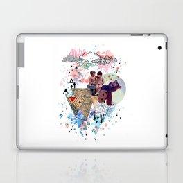 eramos niños Laptop & iPad Skin