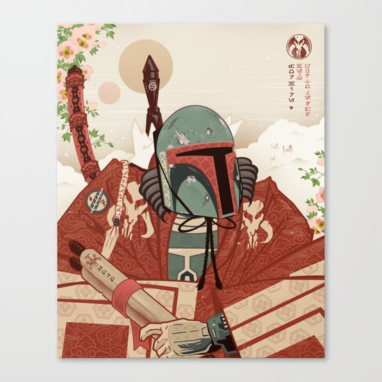 The Bounty And The Smuggler Canvas Print