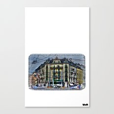 Geneva -  Switzerland Canvas Print