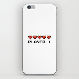 Player 1 iPhone Skin