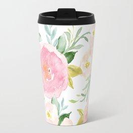 Floral 02 Travel Mug