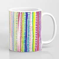 anxiety Mugs featuring Summer Anxiety by Chris Klemens