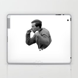 Jerry Mitchell's Boxing Classes | Three O'Clock | At The Parking Lot | High School Gym Design For Me Laptop & iPad Skin