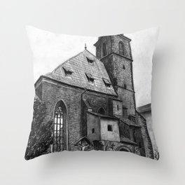 Church of Saint Henry Throw Pillow