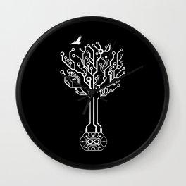 Spirit of the Commander Wall Clock