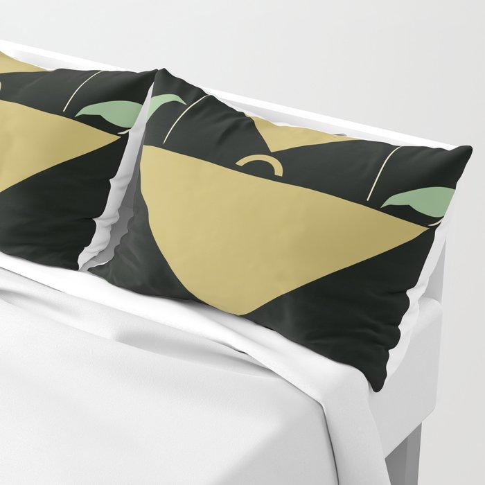 Stuttgart art expo: feed the birds Pillow Sham