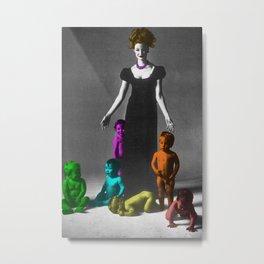 Monique Knowlton  Metal Print
