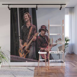 Roger Clyne and the Peacemakers shower curtain Wall Mural