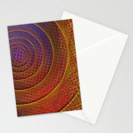 Moiré, No. 7 Stationery Cards