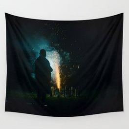 Pyromaniac Wall Tapestry