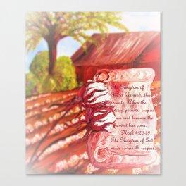 The Kingdom of God Canvas Print