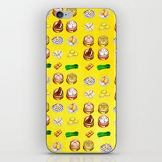 Dim Sum  iPhone & iPod Skin