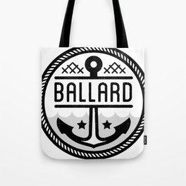 Ballard Seattlogos Tote Bag