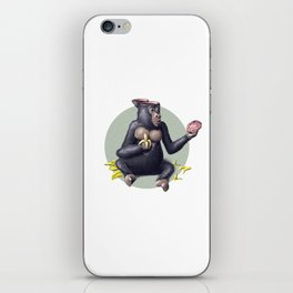 Gorilla thinks iPhone Skin