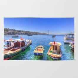 The Bosphorus Istanbul Rug
