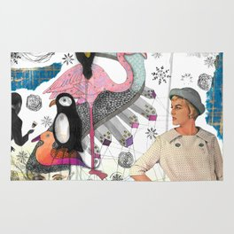 Collage I Rug