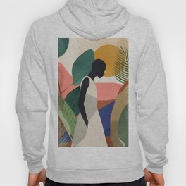 Tropical Girl Hoody