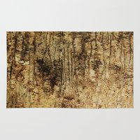 wood Area & Throw Rugs featuring wood by Кaterina Кalinich
