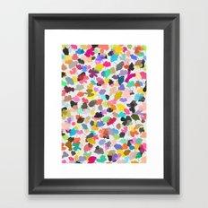 buttercups 3 Framed Art Print