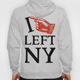I Left NY Hoody