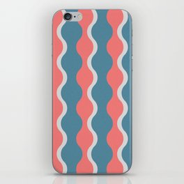 Midcentury Pattern 05 iPhone Skin