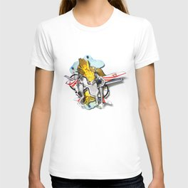 Speed Date | Collage T-shirt