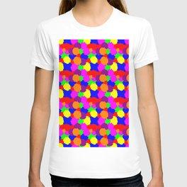 Colourful Splodges T-shirt