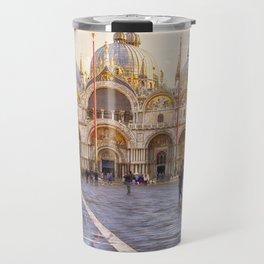 Saint Mark's Basilica, Venice (Italy) Travel Mug