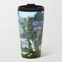 Lombard Street, San Francisco Travel Mug