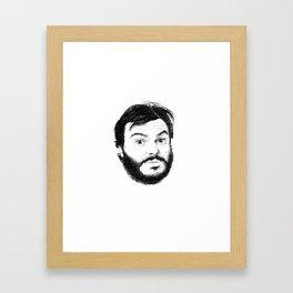 Jack Framed Art Print