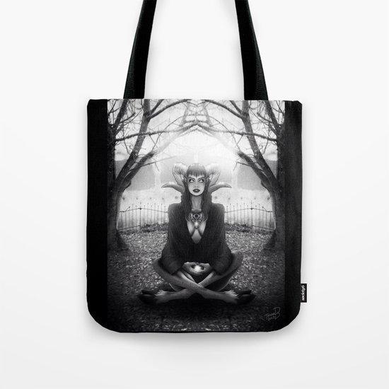 Meditate 2 Tote Bag