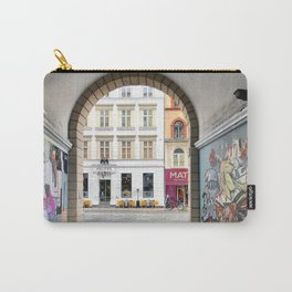 Streetart Carry-All Pouch