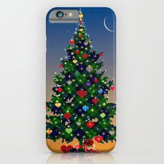 Make A Holiday Wish iPhone 6s Slim Case