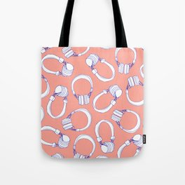 Music, Forever Tote Bag