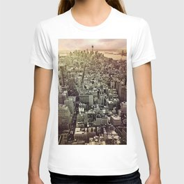 moody Manhattan T-shirt