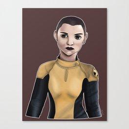NegaSonicTeenageWarhead Canvas Print